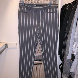 Grey sleek slacks!